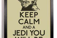 Jedi Trainning / by Calla Design