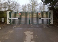 Swing Gates / Frontline Automation offers Swing gates