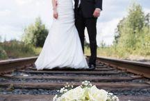 Häät / Weddings / Hääkuvia