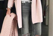 {Fashion} americana rosa