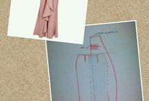 model bloes
