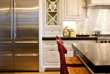 Kitchen millwork / by Stevie Stacy