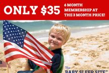 Baby Sleep Site Specials and Sales