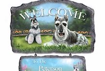 Schnauzer Lover Gifts / T-shirts, gifts, ornaments, and stocking stuffers for Schnauzer lovers.