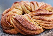 Recipes—Breads, Pastries, etc. / includes loaves, pretzels, tortillas  / by SK