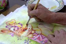 Pintura em tecide