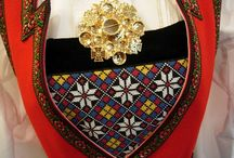 Bunad Norwegian Folk Costume / #Hardanger bunad #Norwegian folk costume