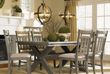 Formal Dining / Turn your regular dining room into a formal dining experience with the right pieces of elegant furniture.