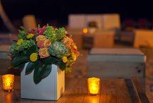 ARTFLOWER: Bright Bohemian Picnic / Playa Virador  Four Seasons Costa Rica Nov 2015