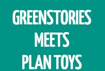 Greenstories meets plantoys