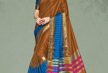 Tips to Choose Exact Fancy Cotton Sarees for Your Body Style