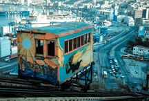 1. City: Valparaiso, Chile / Join Pangea196 and see how unique Valparaiso is!