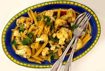 Vegan Pasta Recipes / Vegan pasta recipes featuring Dreamfields pasta - added fiber and protein!