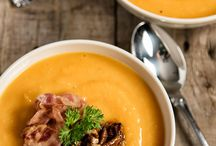 Healthy Recipes for Happy Living // Soups