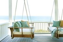 veranda swing