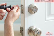 Lock Installation!