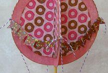 Idee avec mogolfieremongolfiere