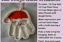 Toddler holiday crafts / by Stephanie Fisher