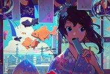 Illustrations&Character