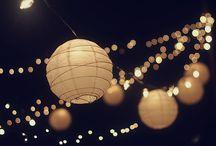 Iluminación matrimonio