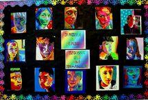 Art in Middle & High Schools / by Nadia Fernandez-Castillo