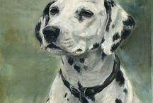 Art - Pet Portraits