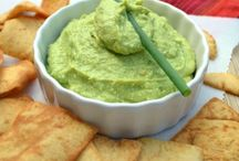 healthy dips and sauces