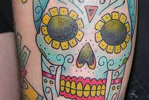 Day of the dead / by Maureen Atkinson