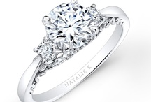 Renaissance Collection / Old world romance and state-of-the-art design meet to make stunning vintage-inspired diamond engagement rings.