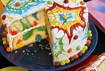 Cakes, cake balls, cupcakes / by Sarah Caperton