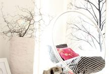 Living With Color: White Interiors / Inspiration and tips for embracing white and doing it right.