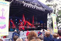 Fleadh Cheoil 2015 Sligo Irlande / Le Fleadh Cheoil est le plus grand festival de musique traditionnel irlandaise sur terre, une semaine de musique, de chanson et de danse, sans parler des soirées festives et des animations familiales.