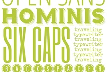{DIY} Fonts / by Emily Rosenthal