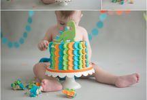 Birthday cake Nick