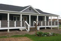 Landscape and Porch Ideas
