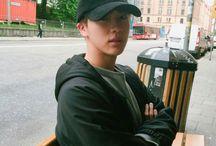 jin boyfriend