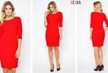 Sukienki plus size 40 - 60 XELKA sklep