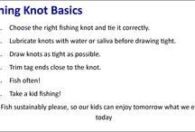 Rigging 'How to' Tips and Tricks / There are many ways to rig tackle that will produce the desired result.  Here's where our enthusiastic followers can find new or alternative ways of rigging tackle to catch Aussie species of fish in Aussie conditions.  We have repined other great Pinterest posts here rather than duplicate what has been done really well by others.  We trust you will understand.