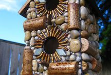 Awesome bird houses / by Jenny Mehlenbeck