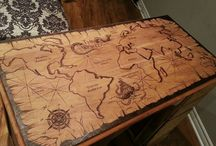 Coffee table risk map