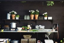 Outdoor Kitchen | Maaike van Wijk Design Studio