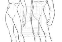 Desenho / Corpo