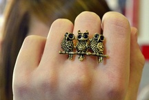 OWLS!!! / by Madison Mathers