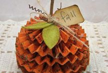 Fall Pumpkins & Decor / by Colleen Krout