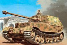 ARTWORK - WW2 ARMOR