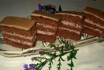 Kakaós sütemények