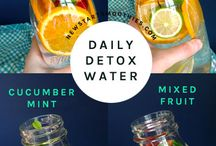 healthy and detox