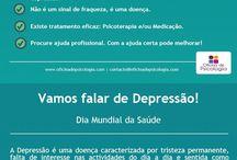 Depressão / Reverter a depressão! http://oficinadepsicologia.com