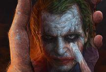 Batman / Ilustraciones e imágenes de los personajes que más me gustan de DC Comics / by Dennis Flores
