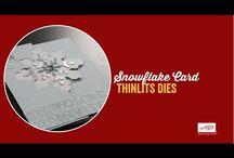 SU Snowflake Thinlits Dies